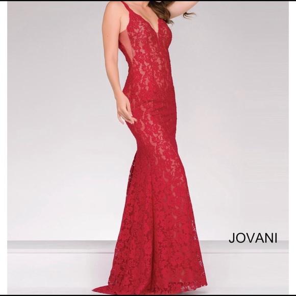 Jovani Dresses | I Am Selling My Senior Prom Prom Dress | Poshmark